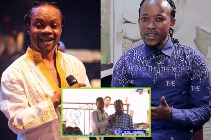 Musician cries to Angel Obinim for help
