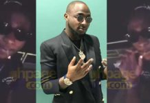 Nigerian superstar Davido has been spotted in a video smoking 'marijuana'.