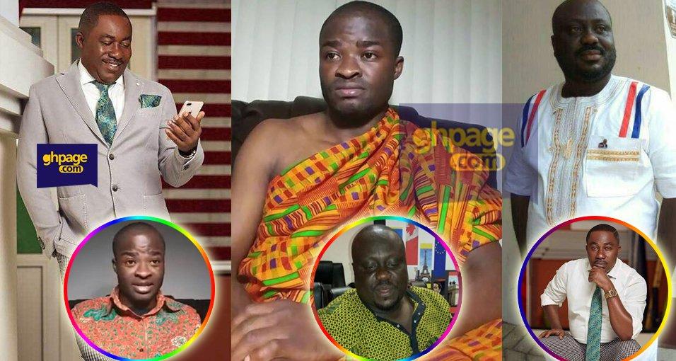 Despite grants DJ Oxzy Power of Attorney to sue Youtube,Facebook &Evang. Addai