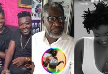 Ebony's father, Nana Opoku Kwarteng reacts to Rufftown Record's press statement washing its hands off all Ebony Songs