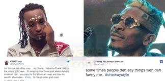 Shatta Wale replies Epixode for calling him a copy cat for stealing his ideas for hid Reign album launch