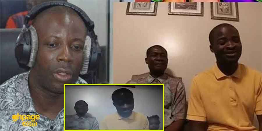 Evangelist Addai's father reacts and blasts Kumchacha for saying his son went mad