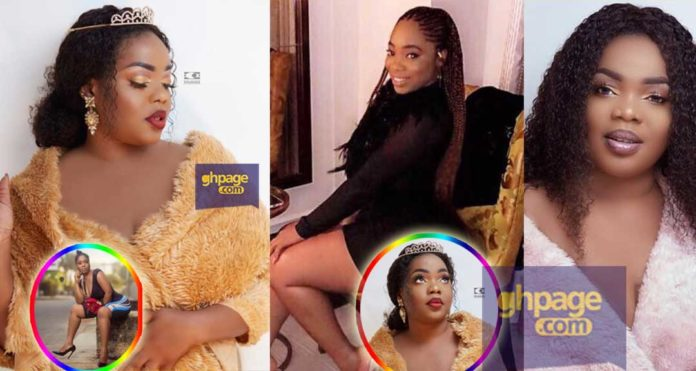Moesha Boduong finally shows off her sister and she looks just like her