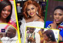 Top 9 Ghanaian female celebrity divorces