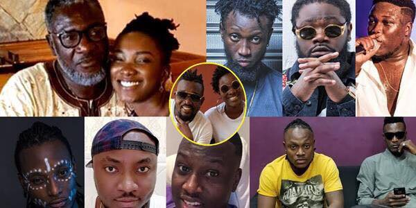 Ghanaians react to amounts Bullet paid artistes who performed at Ebony tribute