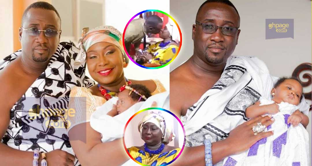 Gifty Anti vows to divorce her husband if he marries another woman