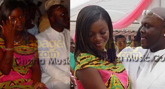 More photos from Jackie Appiah and ex-husband's 2005 wedding cause stir on social media