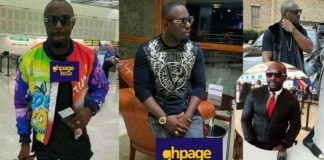 Nollywood's Jim Iyke allegedly arrested for slapping airport employee