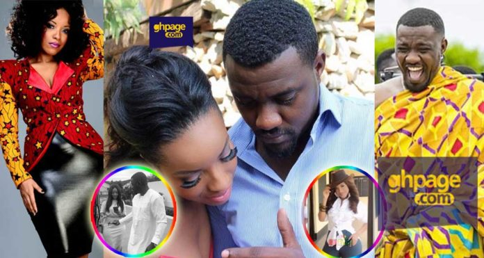 I didn't say that I dated John Dumelo, Abeiku Santana twisted my words - Joselyn Dumas