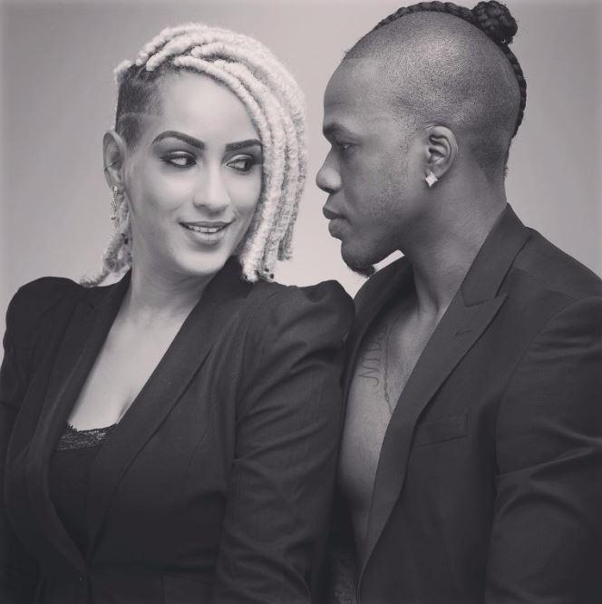 Juliet Ibrahim Iceberg Slim - Juliet Ibrahim in trouble as her ex-boyfriend, Iceberg Slim exposes her
