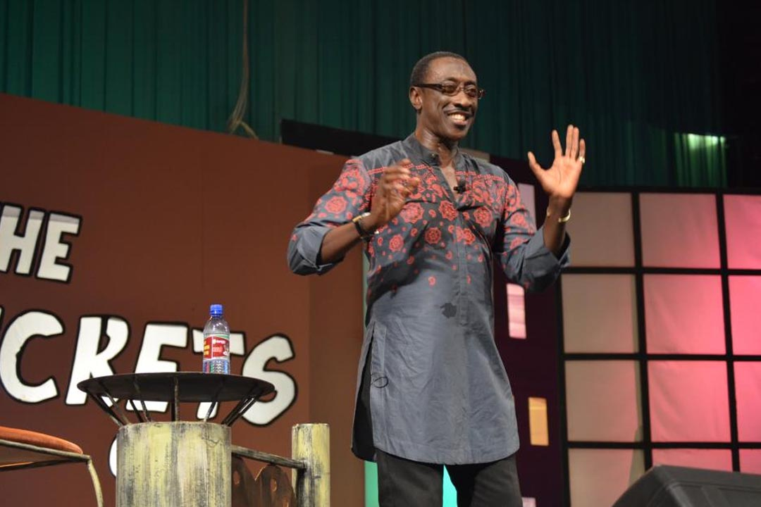 Ghanaian movie producers, actors and actresses not serious – KSM