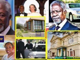 Kofi Annan net worth, lifestyle, family, biography, interesting facts, house & Cars