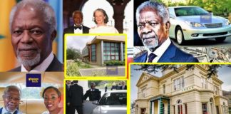 Kofi Annan net worth, lifestyle, family, biography, interesting facts, house & Cars