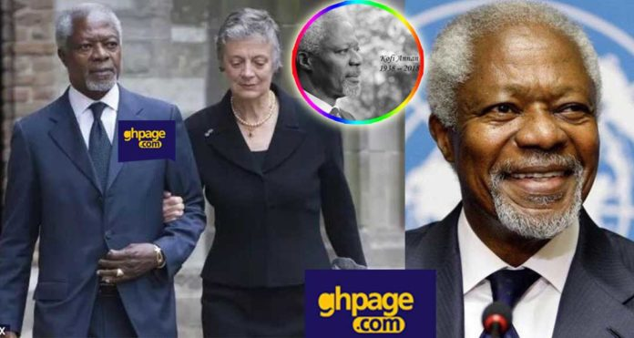 Kofi Annan's family and foundation give details of his death