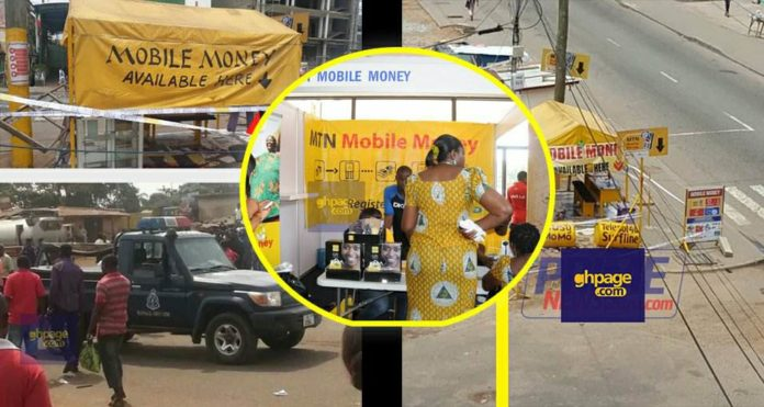 Mobile money vendor killed by armed robbers at Asylum Down