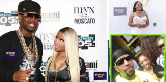 Moesha hangs out with Nicki Minaj's ex Saferee