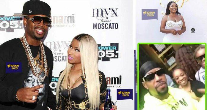 Moesha hangs out with Nicki Minaj's ex Saferee