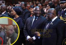 Akufo-Addo 'disgraces' Bawumia at Jubilee House public event