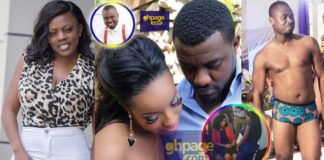 Nana Aba calls Abeiku Santana unprofessional for the fake Dumas video