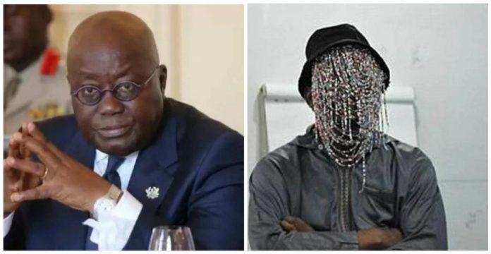 I refuse to be hanged - President Nana Akuffo Addo tells his critics