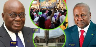 Fmr. Prez. Mahama advise Prez. Akuffo Addo on church taxes