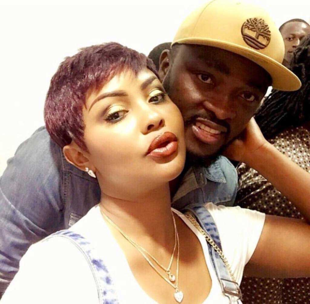 Nana Ama Mcbrown and husband Maxwell Mensah 1 - Nana Ama Mcbrown for the first time shows a video of her daughter crying