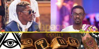 Shatta Wale opens up on Nana Appiah Mensah's Illuminati confession