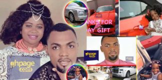 Obofuor reveals why he bought his daughter & wife a Ford and Rolls Royce