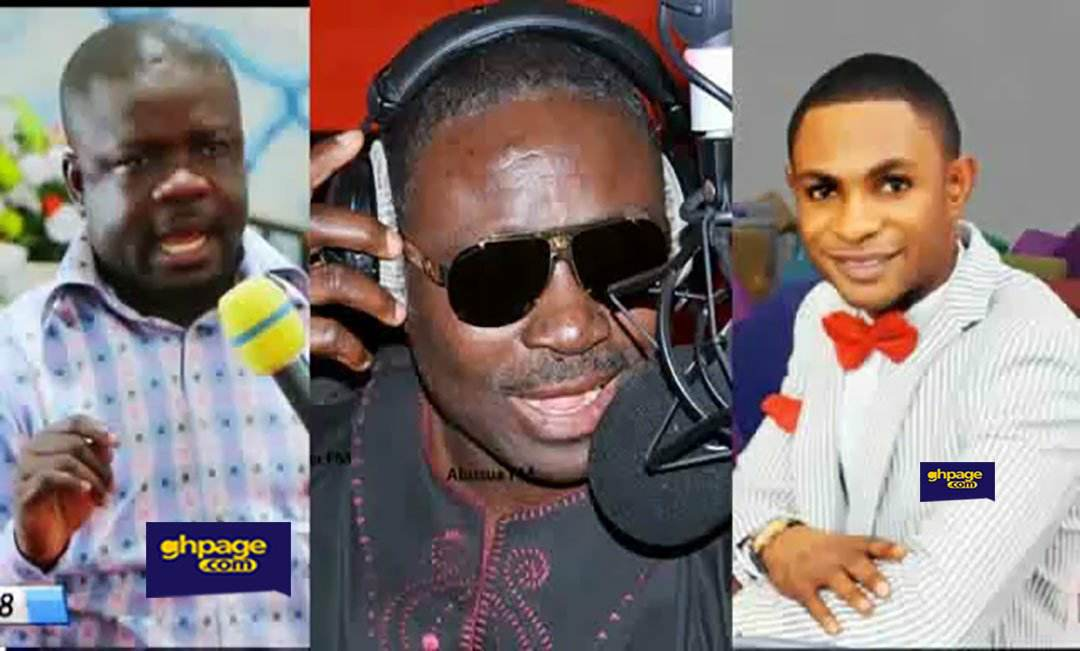 Otwinoko exposes two popular Pastors in the country