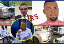 Rev. Owusu Bempah jabs Obinim and Obofour for showing off their cars