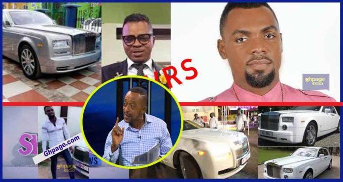 Rev. Owusu Bempah jabs Obinim and Obofour for showing off their cars