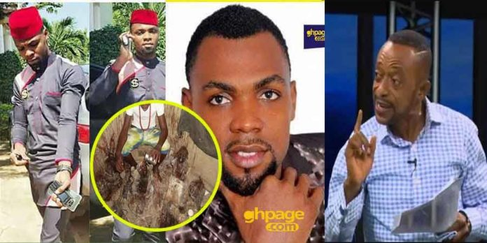 Rev. Owusu Bempah reveals where Rev. Obofour he went for his juju