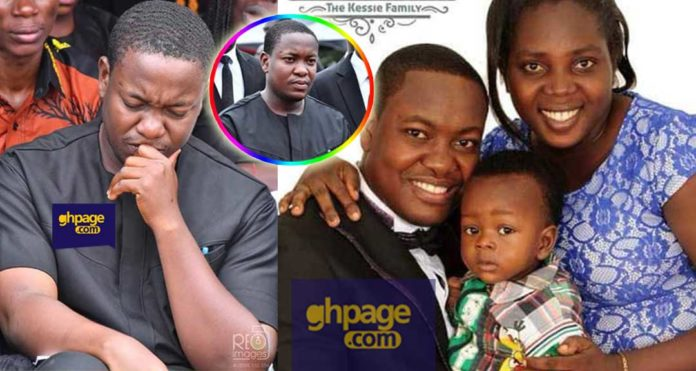 Meet Pastor Ato Kessie, the Dansoman SDA pastor whose family perished in a house