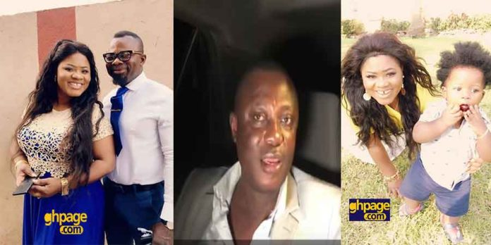 Obaapa Christy is a demon-Ex husband,Pastor Love
