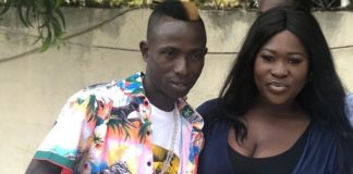 Patapaa feature Sista Afia on his yet to be released track