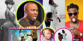 Video: DKB lashes out at Ms Forson for allowing Richy Rymz to play with her big 'tundra'