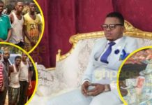 A new video, sighted by Ghpage.com sees Bishop Obinim offering to help 'Sakawa' boys dupe their 'clients'.