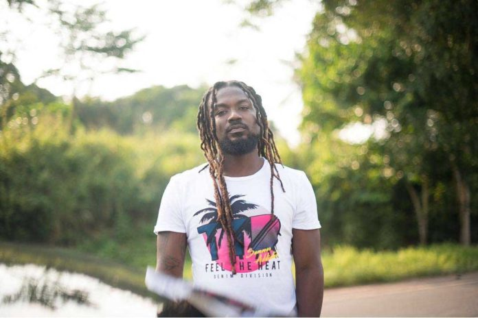 Samini denies storming out of Okay Fm