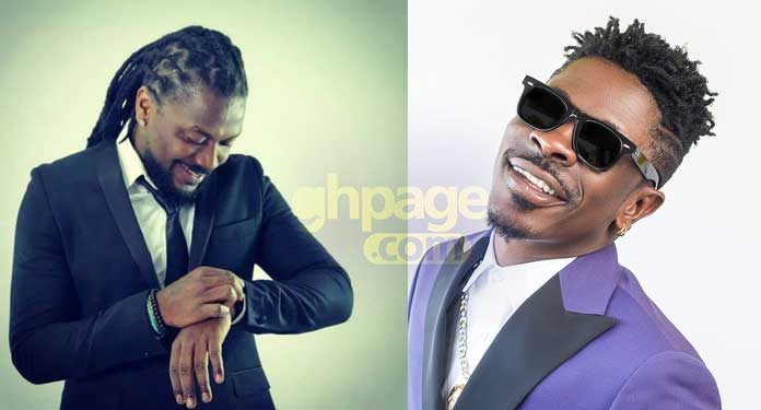 Samini revives his rivalry with competitor Shatta Wale.