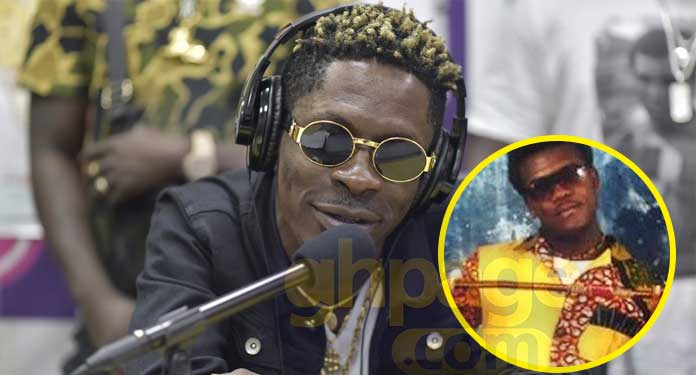 I visit Terry Bonchaka's grave once in a while – Shatta Wale