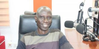 Uncle Ebo Whyte advises young people not to marry without seeing a marriage counselor