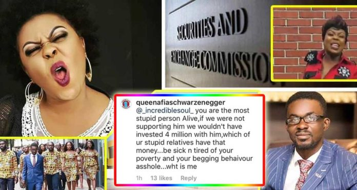 This is the reason why Afia Schwarzenegger is fuming over NAM1