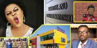 Afia Schwar tears into Menzgold, blast people standing with Mengzold