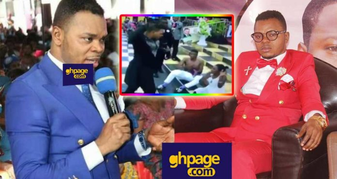 Angel Obinim and his associates fined GH¢12,000 for assaulting 2 teenagers [Details]