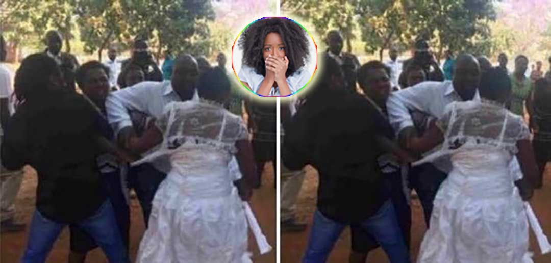 Bride slaps mother-in-law over food at wedding reception