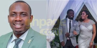 Captain Planet is married to his big sister - Counsellor Lutterodt