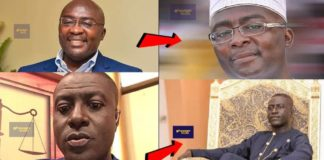 Captain Smart blasts Vice President Dr. Bawumia for failing to arrest the cedi
