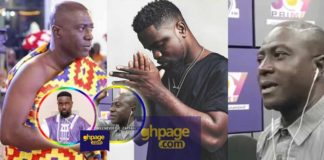 Sarkodie is the only African artist who will never die - Captain Smart