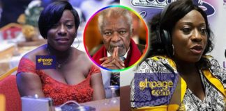 Kofi Annan's death will boost Ghana's tourism which will help my ministry grow-Catherine Afeku