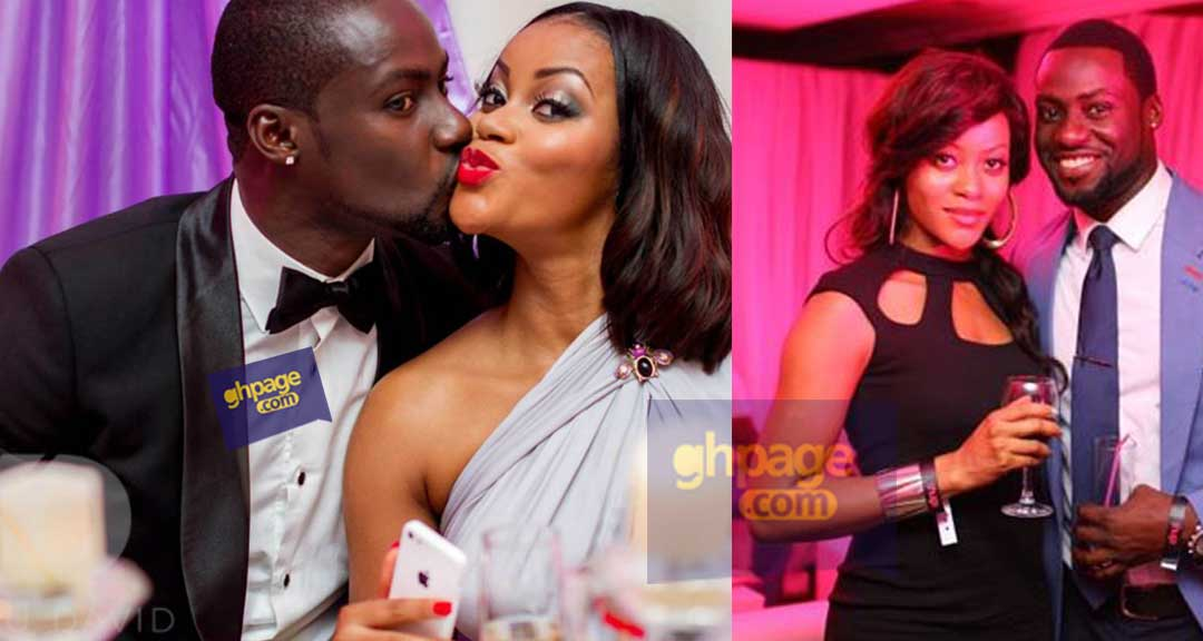 Chris Attoh 'replies' to ex-wife Damilola's 'Real Man' comment